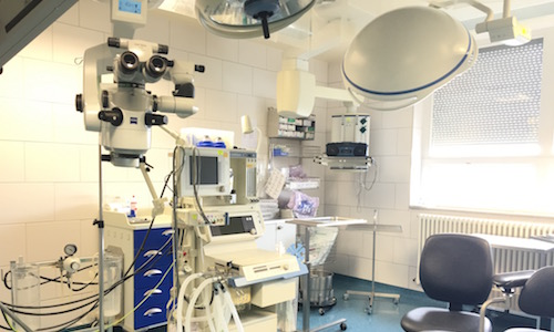 Praxis & OP – AugenCentrum Klinik Bethesda  Bethesda